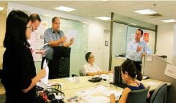 Lean Trainings, Lean Office